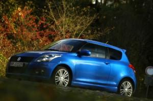 Suzuki Swift Sport Testbericht