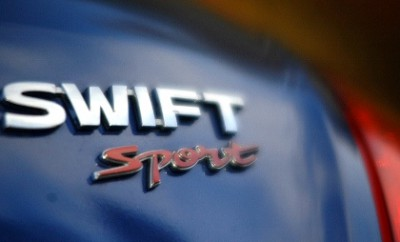 Suzuki Swift Sport Test