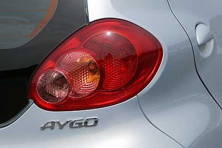 Toyota Aygo Fahrbericht Test
