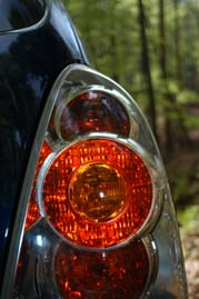 Toyota Corolla Verso Licht