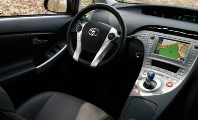 Toyota Prius Cockpit Innenraum