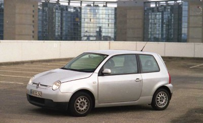 VW 3 Liter Lupo Test
