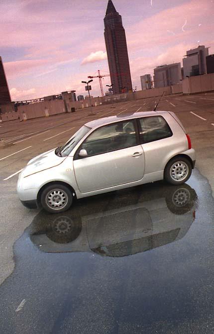 VW 3 Liter Lupo Test