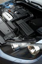 VW Golf 1.4 Motor