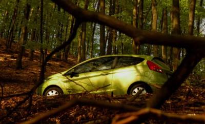 Ford Fiesta Diesel Test: Seitenansicht