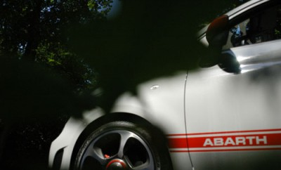 Abarth 500C Cabrio Test