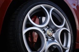 Alfa Giulietta D Test: Felgen, Leichtmetallfelgen, Räder