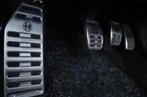 """Alfa Giulietta Quattrovalvole """"QV"""" Test: Pedale"""