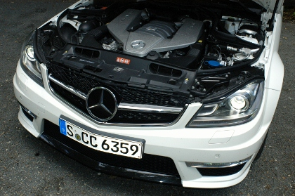 AMG C53 Coupe: 487 PS Motor