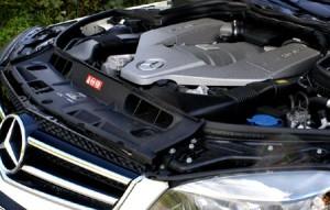 AMG Mercedes C63: Motor, 6,3 Liter engine