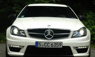 AMG Mercedes C63 Testbericht