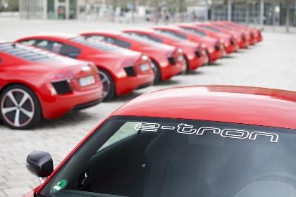 Elektroauto: Audi R8 e-tron im Fahrbericht