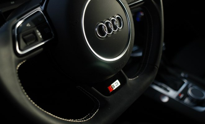Audi S3 Sportback: S3 Lenkrad