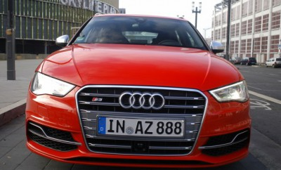 Audi S3 Sportback: Front, Grill, Motorhaube