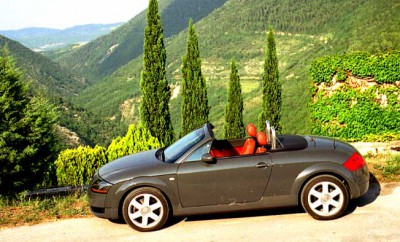 Audi TT Roadster Test: 1.8 Quattro mit 225 PS