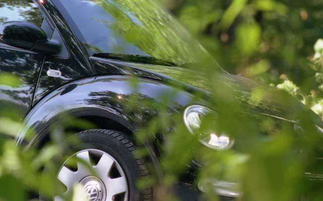 VW New Beetle Test: Fünfzylinder Motor