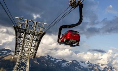 BMW 2er Active Tourer im Fahrbericht. an der Gondel