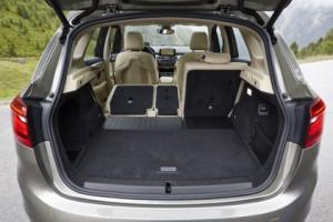 BMW 2er Active Tourer im Fahrbericht: Kofferraum
