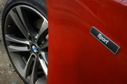 BMW 320d Touring Automatik Test: Felge, Felgen, Sport