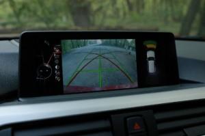 BMW 320d Touring Test: Kamera, Rückfahrkamera, Parkdistanzkontrolle