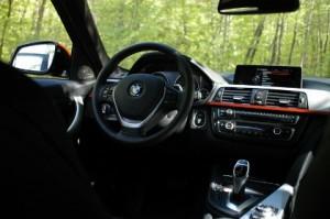 BMW 320d Touring Automatik im Test: Cockpit