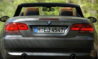 BMW 335i Cabrio im Test