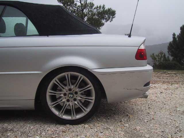 BMW 3er Cabrio SMG Fahrbericht: Verdeck, Cabriodach, Dach