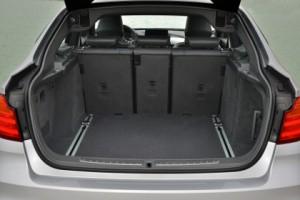 BMW 3er Gran Turismo: Kofferraum, Gepäckraum, Ladekante