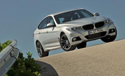 BMW 3er Gran Turismo Test: Seite, Front