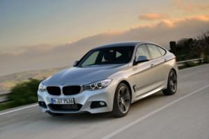 BMW 3er Gran Turismo Test: von vorne, seitlich