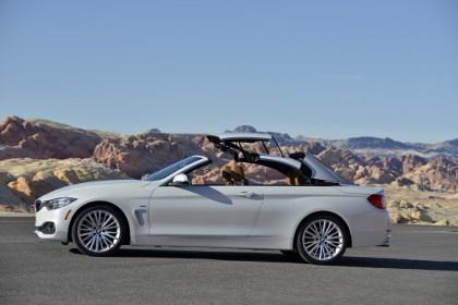 BMW 4er Fahrbericht: Dach, Cabriodach, Mechanik