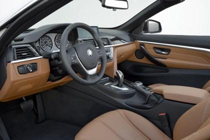 BMW 4er Fahrbericht: Cockpit, Sitze, Lenkrad