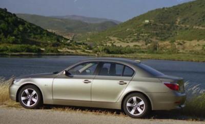 BMW 530d und 530i Fahrbericht: Seitenansicht