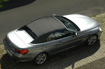 BMW 640d Cabrio im Test