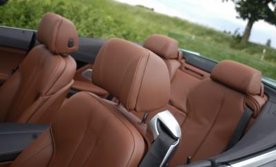 BMW 640d Cabriolet Test: Viersitzer, vier Sitze im Cabrio