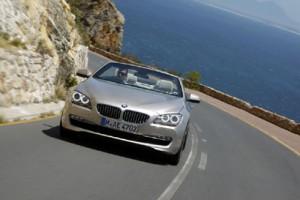 BMW 6er Cabrio Fahrbericht: Front, Scheinwerfer, von vorne