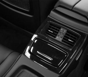 BMW 3er Coupe 330xd Test: hinten sitzen