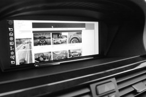 BMW 330xd Coupe: Monitor, Navigation, Navi, Internet