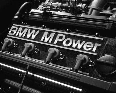 BMW M3 E30: der Motor, 238 PS, Vierzylinder engine 238 hp