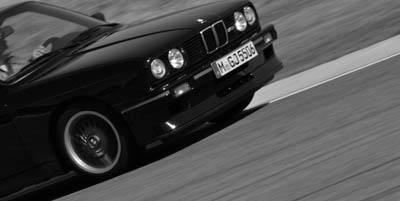 BMW M3 E30 Fahrbericht