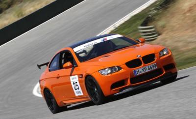 BMW M3 GTS Fahrbericht: Front, Seite