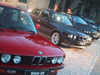 BMW M5 im Test: die Generationen
