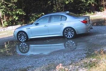 BMW M5 V10 Testbericht: zehn Zylinder, Zehnzylinder