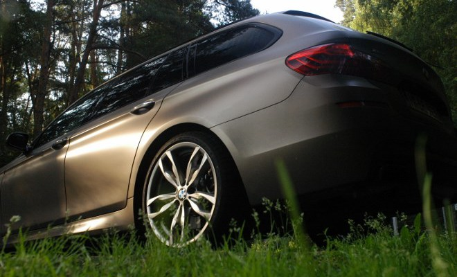 BMW M550d Touring im Test: