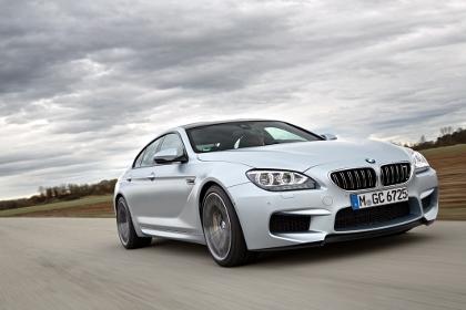BMW M235i Coupe Test: von der Seite, vorne
