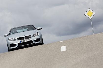 BMW M235i Coupe Fahrbericht: von vorne, Seite