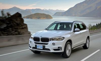 Neuer BMW X5 Fahrbericht: Front, Scheinwerfer, von der Seite
