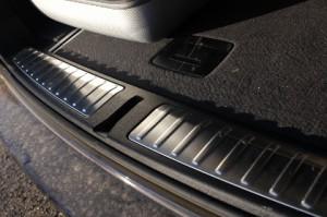 BMW X3 Test: Kofferraum, Ladekante, trunk