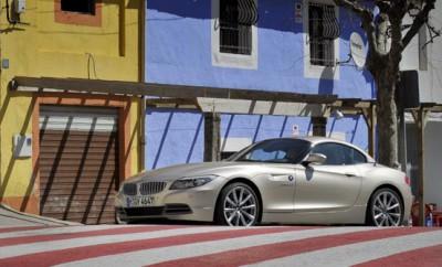 BMW Z4 35i Fahrbericht: Sseitenansicht, Verdeck geschlossen