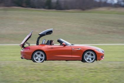 BMW Z4 Facelift 2013 im Fahrbericht